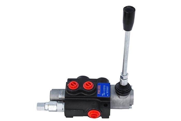 Rozdzielacz hydrauliczny P40 1 sekcyjny 40 L