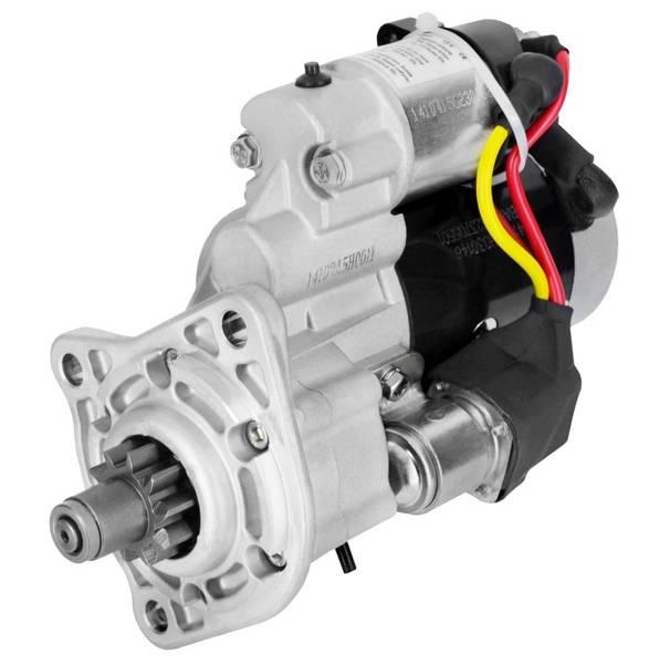 Rozrusznik z reduktorem 12V 3,2 kW BOBCAT CASE JCB LANDINI MF PERKINS 2873A031